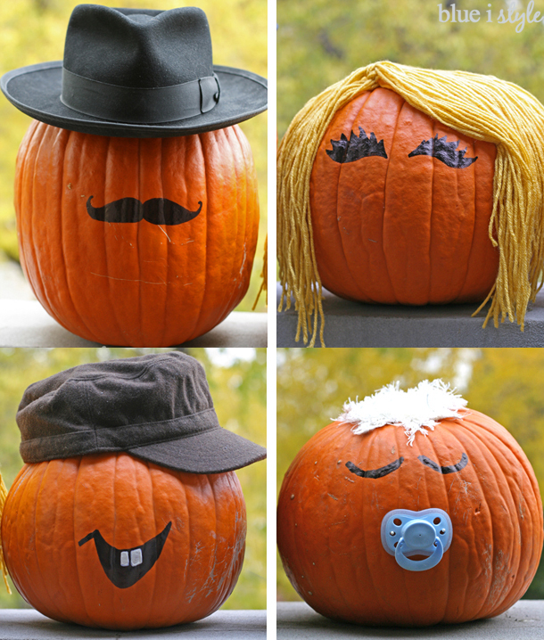 Pumpkin People - Pumpkin Family