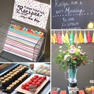 Kitchen Wedding Shower Ideas