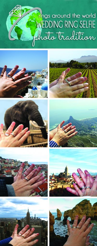Wedding Ring Selfie Photo Tradition Travel Photo Tradition
