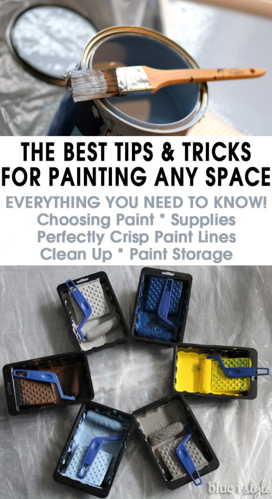Best Tips & Tricks for Painting Any Space