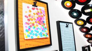 Easy Kids' Art Display Boards