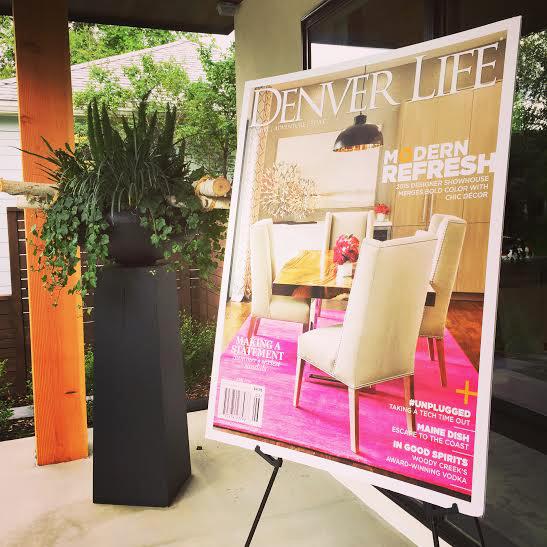 Denver Life Magazine Designer Showhouse