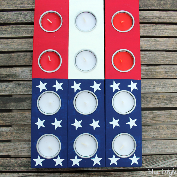 Stars & Stripes Centerpiece