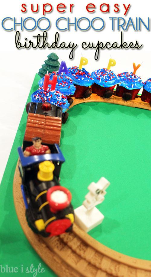 Cupcake Train
