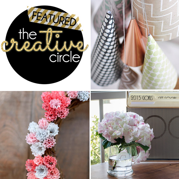 The Creative Circle Week 26 features