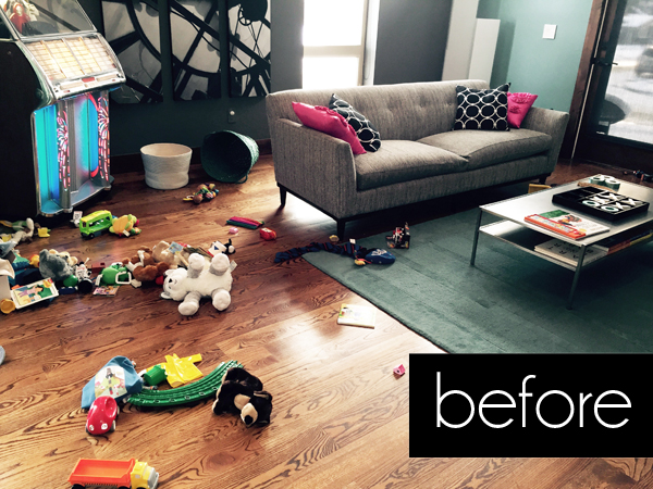 Tips to clean up toys faster