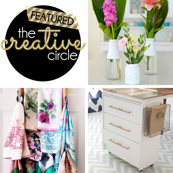 Featured at The Creative Circle