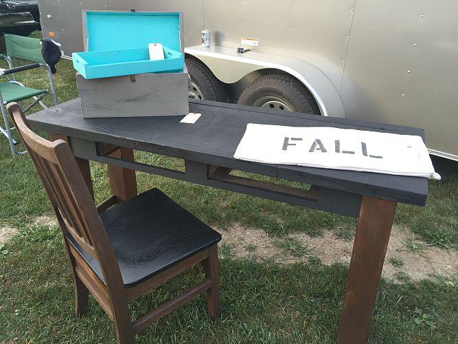 Vintage-Science-Desk-Makeover-After reinventedkb