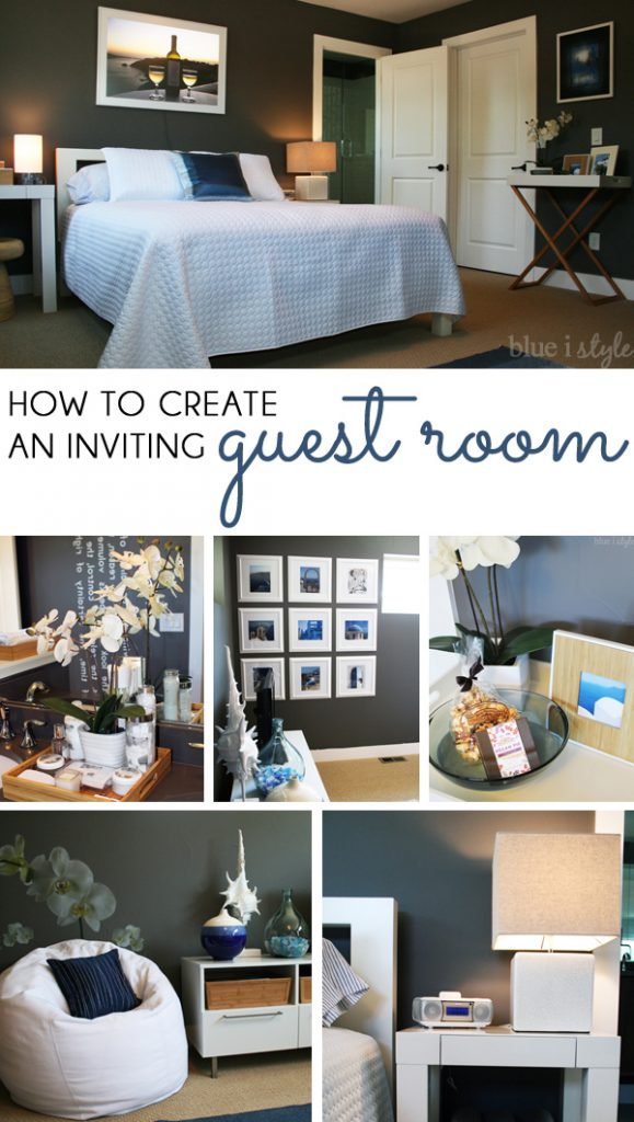 Tips to decorate a guest room