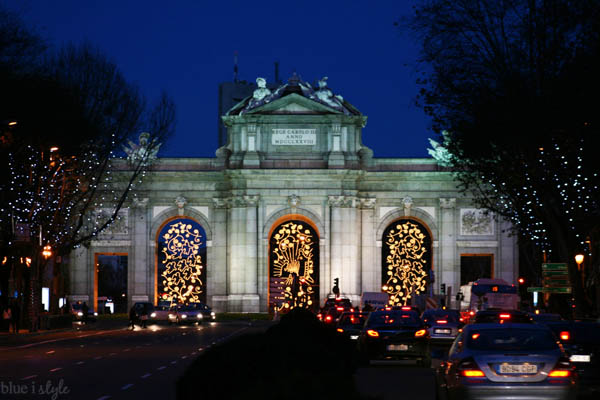 Madrid at Christmas