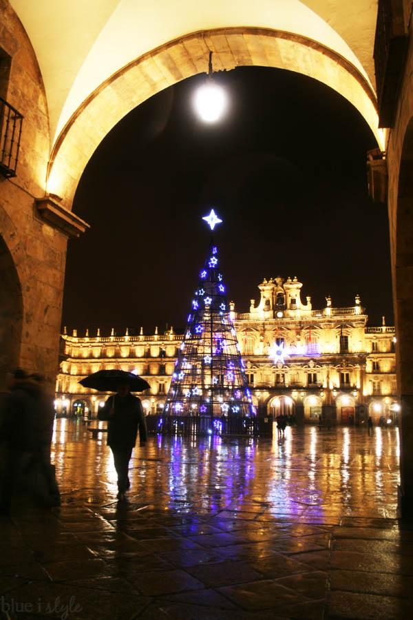 Salamanca at Christmas