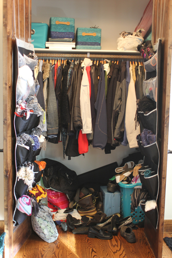 Coat Closet Part 1