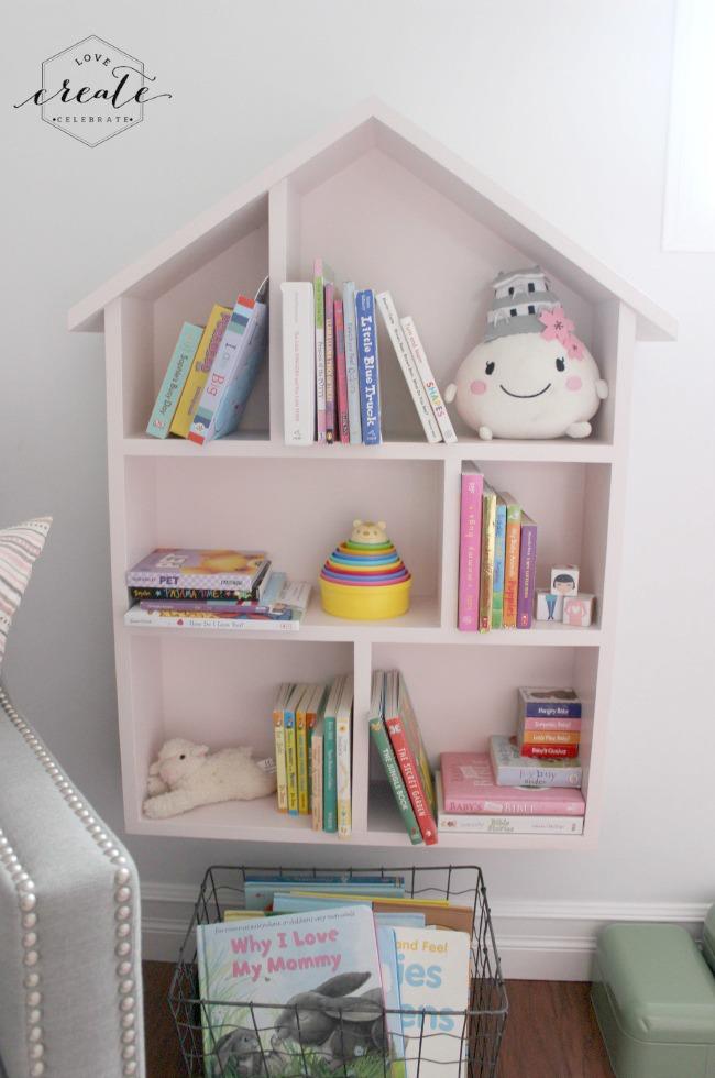 house shelf