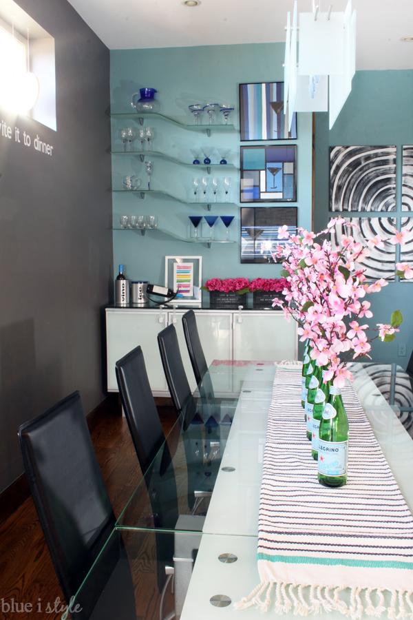 Modern Spring decor
