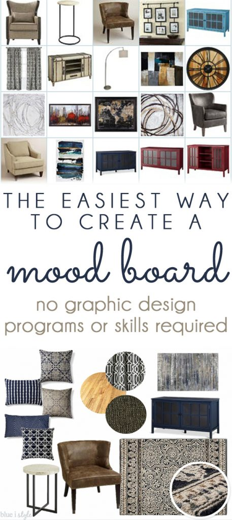 The easiest way to create a mood board using Olioboard