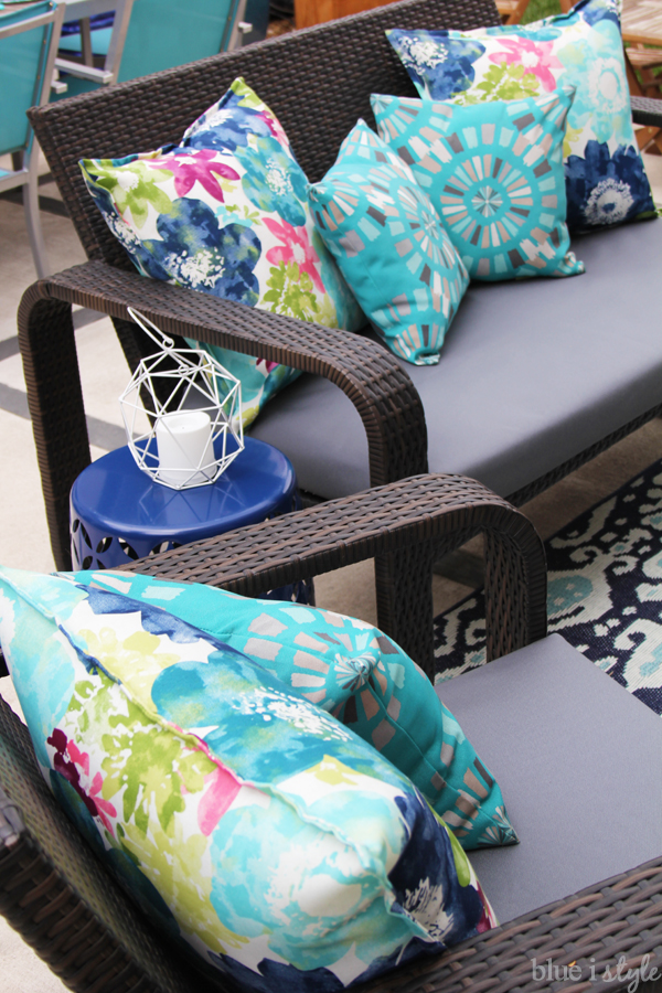 Patio decor inspiration