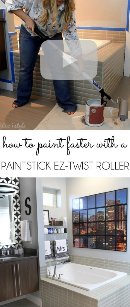 HomeRight PaintStick EZ-Twist Roller Video Tutorial