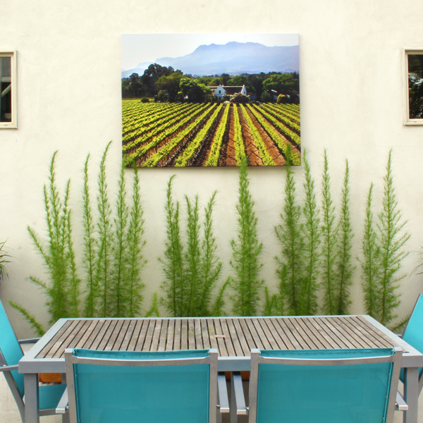 Weatherproof Art For The Outdoors