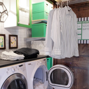 5 Minute Laundry Closet Organization Hacks