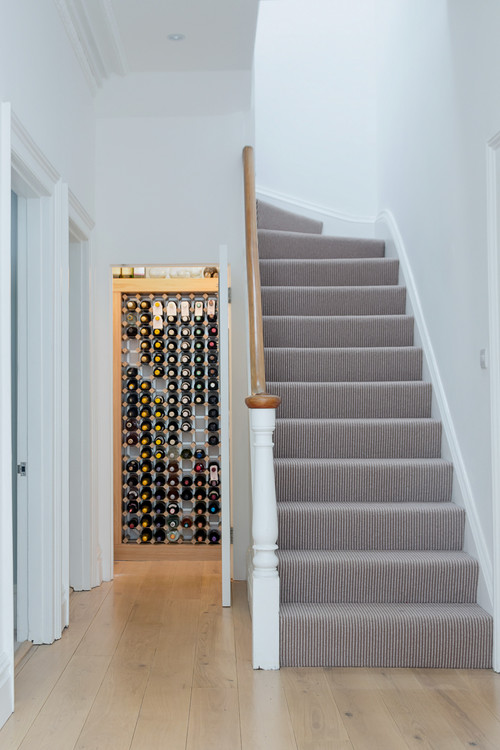 Decorating With Style Wood Stairs