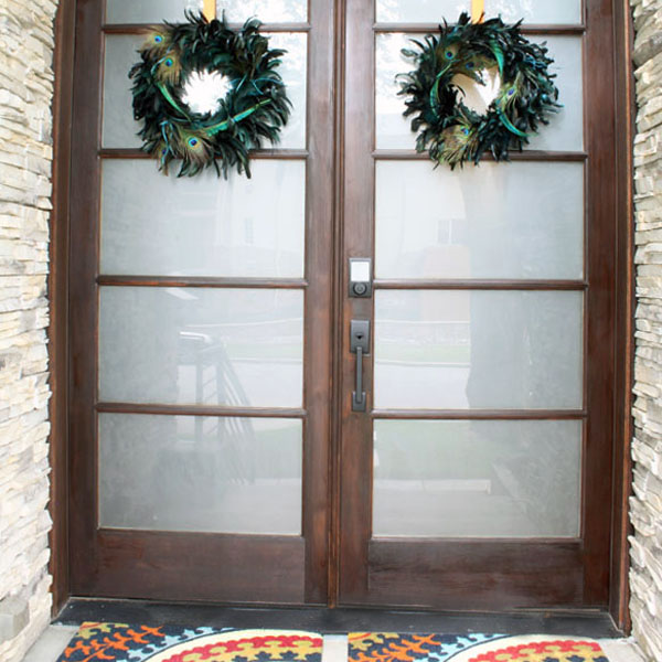 Front Door Makeover Schlage