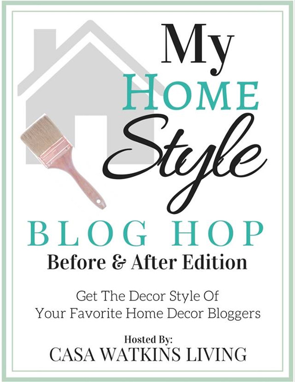 My Home Style: Before & After Edition