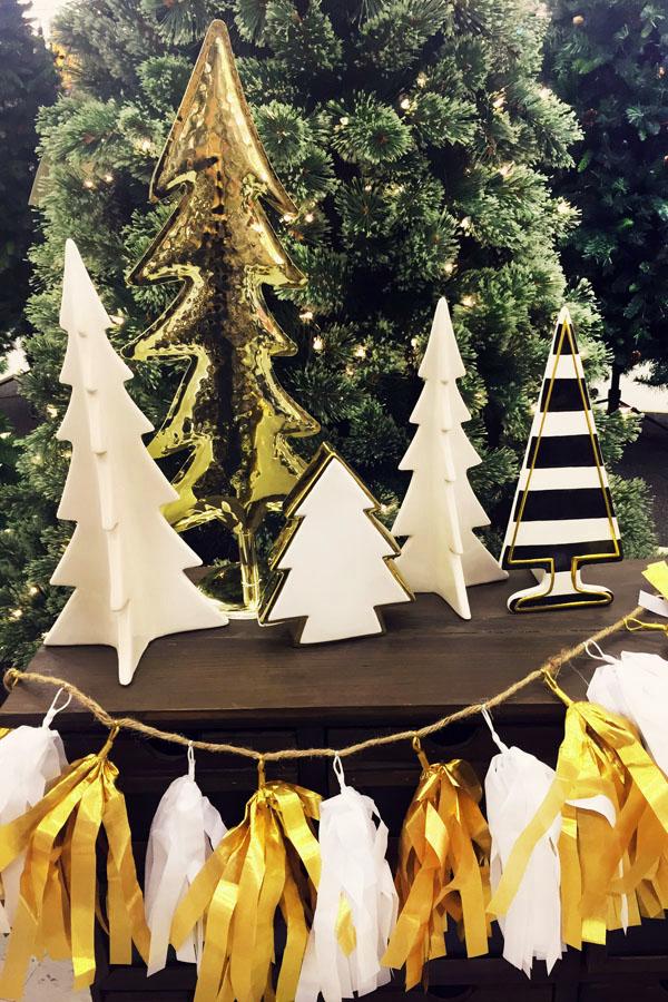 Modern Glam Hobby Lobby Trees