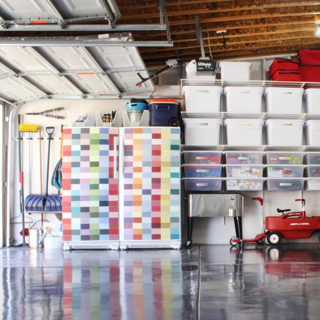 Brilliant Ways To Organize The Garage