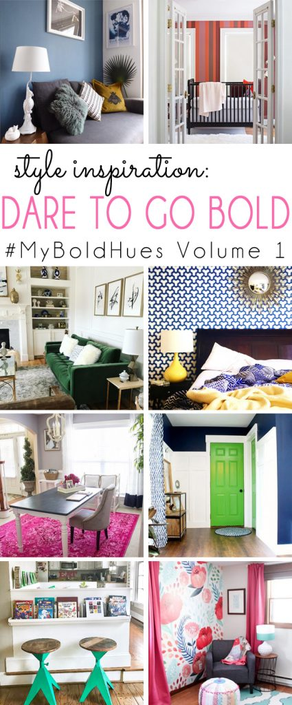 Bold Colorful Decor Inspiration