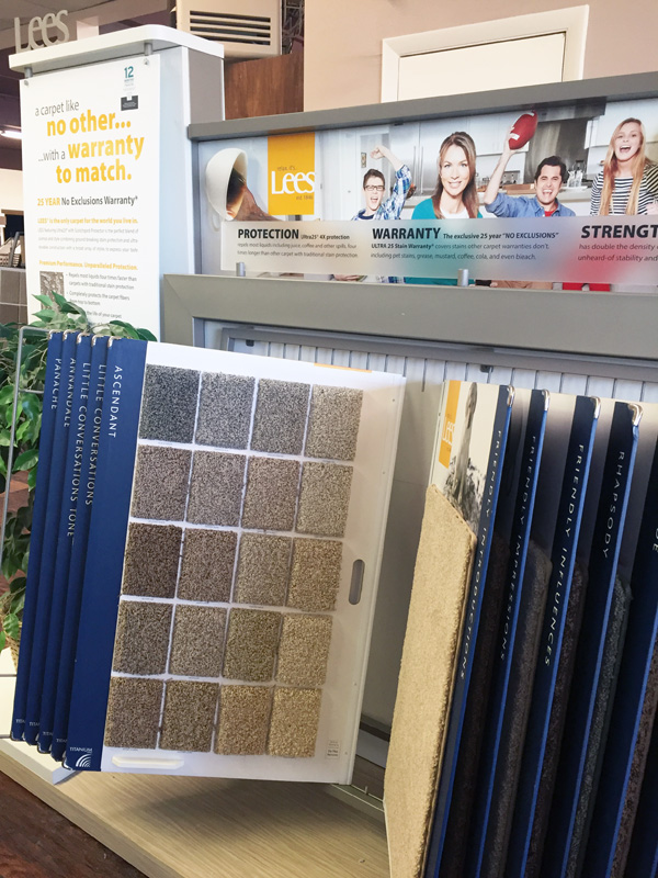 Shopping for Carpet at Carpet One