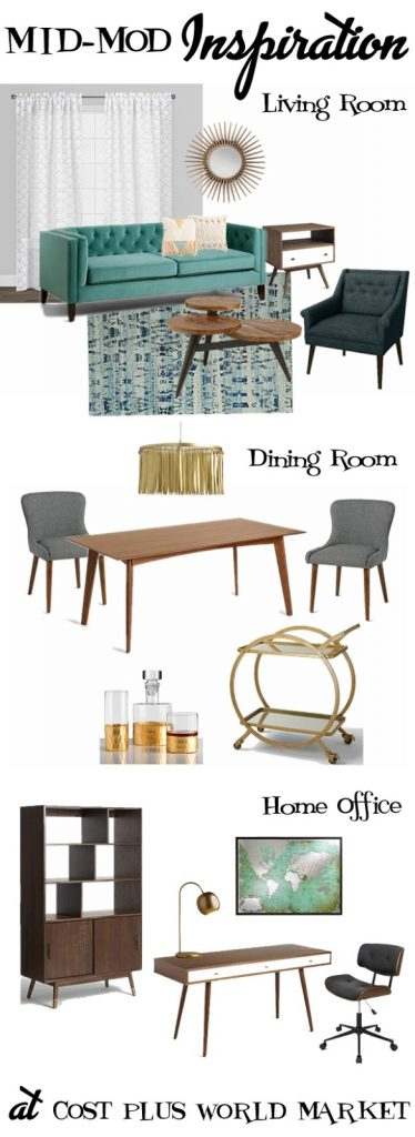 Mid-Century Modern Decorating Inspiration