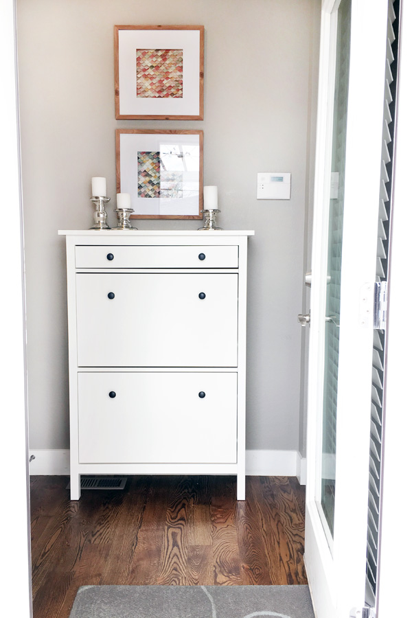 Small Coat Closet Storage Solutions Blue I Style
