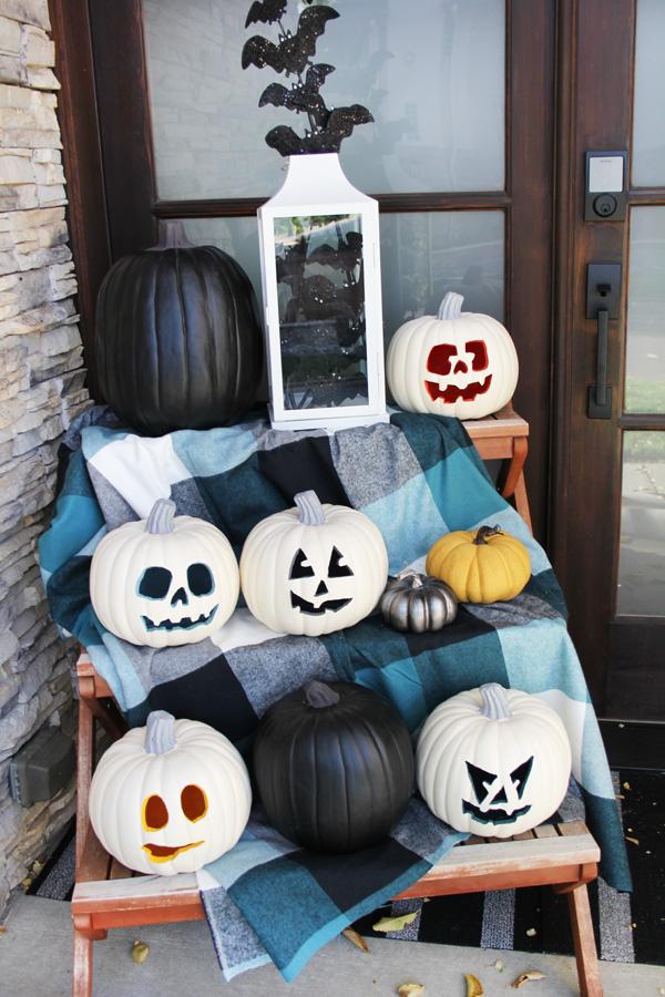 Modern Halloween Decorations