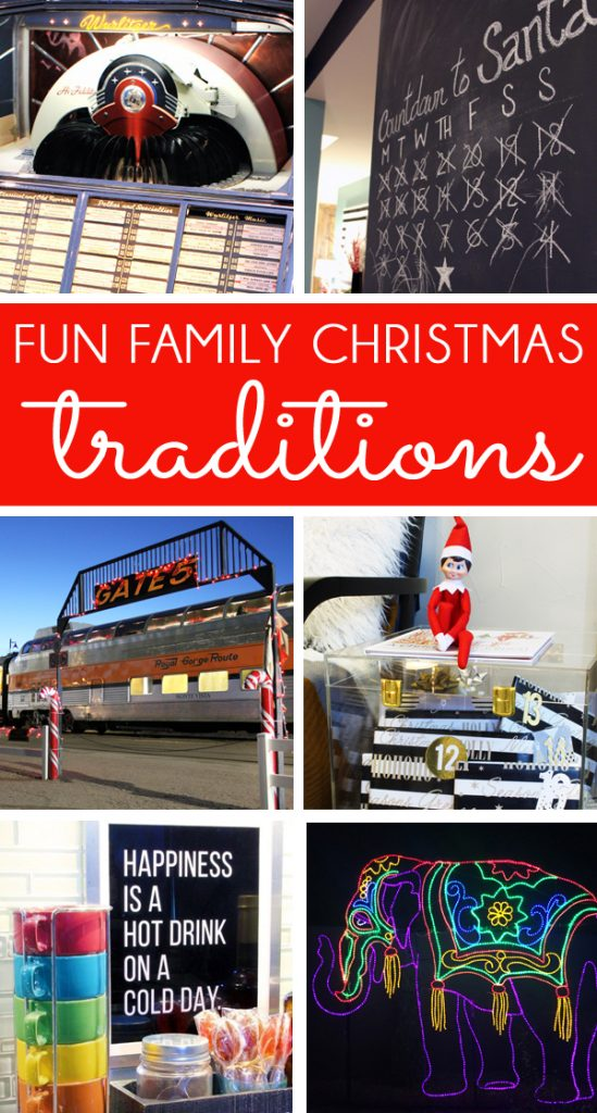 Ideas for Family Christmas Traditions