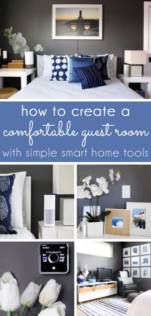Guest Room Ideas - Smart Home Automation with Hive Home System