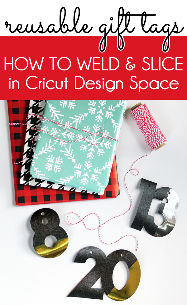 How to weld and slice in Cricut Design Space
