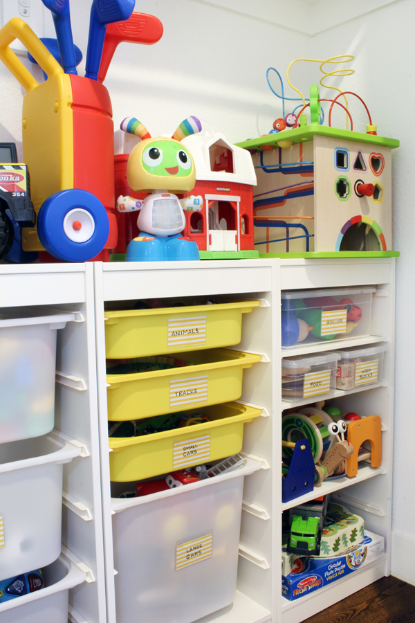 Ikea Toy Storage