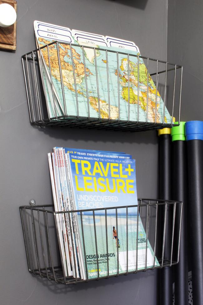 hanging file folders hanging file organizer hanging magazine storage basket