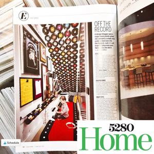 Playroom Featured in 5280 Home Magazine