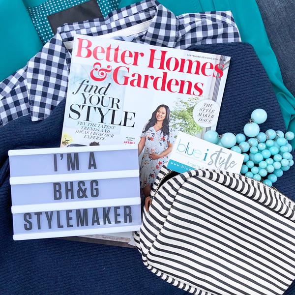 Blue i Style BHG Stylemaker Mini Light Board