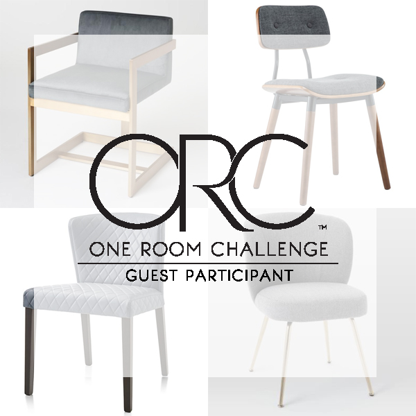 Affordable And Modern Gray Dining Chairs