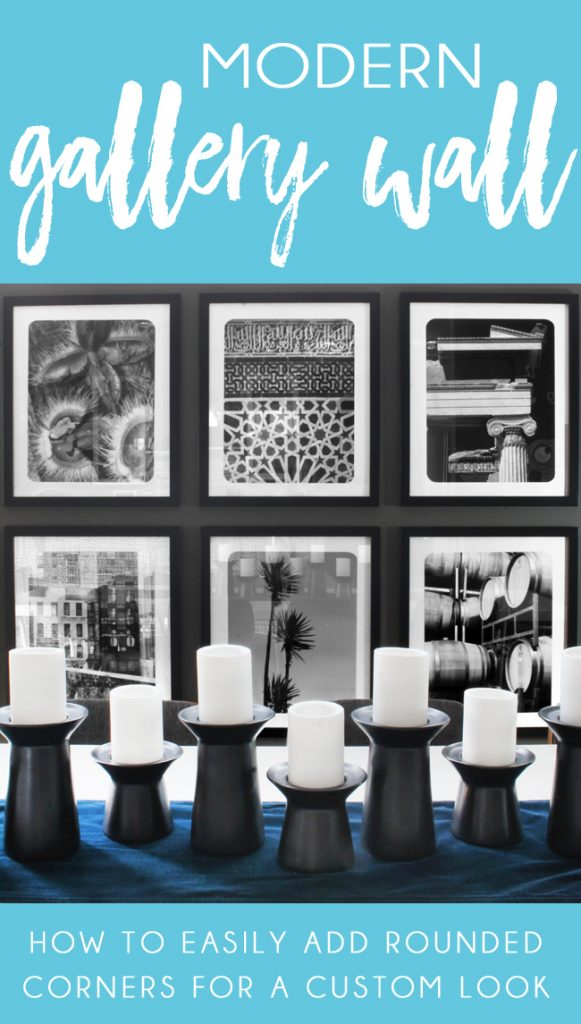 Modern Gallery Wall Ideas Black and White Galley Wall