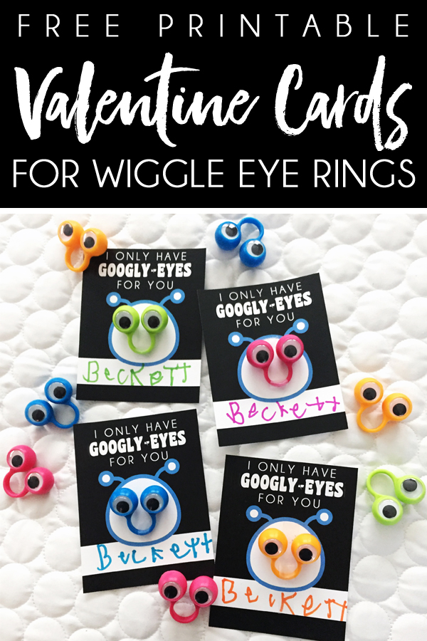 wiggle eye ring free Valentine printables