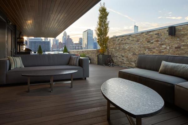 Entertaining tips modern rooftop deck