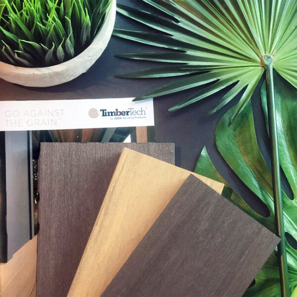 benefits of TimberTech composite deck boards