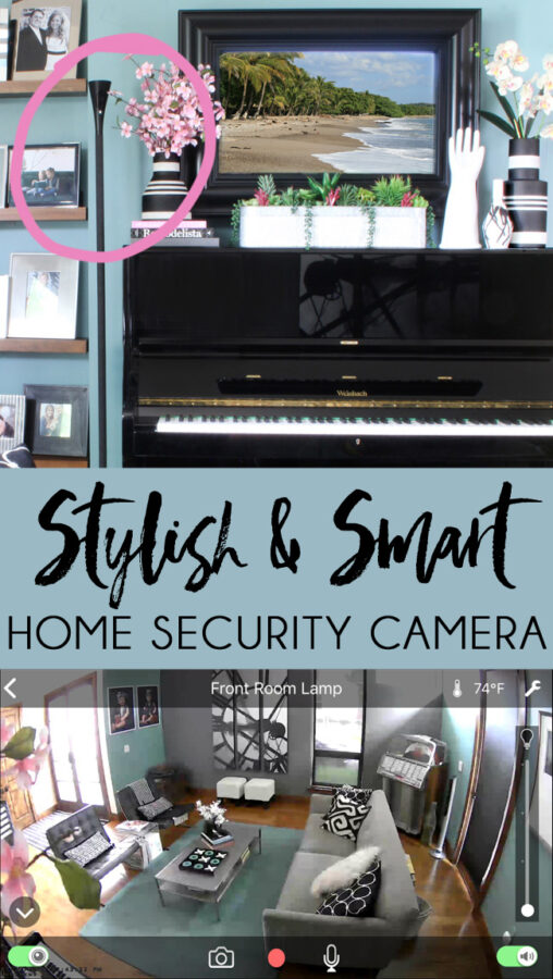 Panasonic HomeHawk FLOOR security camera app