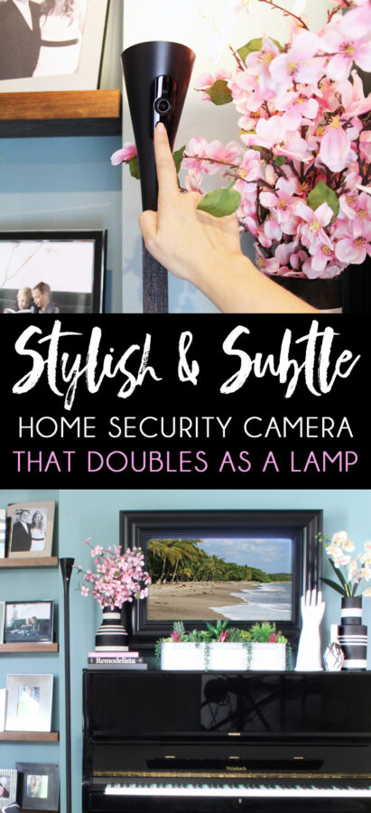 Stylish Home Security Camera HomeHawk FLOOR