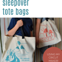 Sleepover Tote Bags