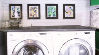 Laundry & Linen Organization