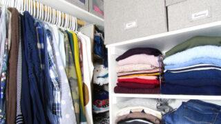 Closet & Mudroom Organization